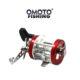 OMOTO CHIEF 6000 CS ROJO 2