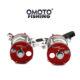 OMOTO CHIEF 6000 CS ROJO 3