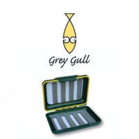 Cajas de Mosca Grey Gull