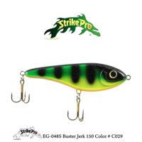 EG-048S Buster Jerk 150 Color # C029