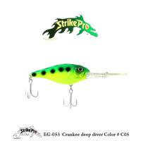 EG-053 Crankee deep diver Color # C05