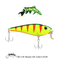 EG-118 Bruiser 150 Color # A139