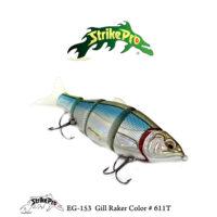 EG-153 Gill Raker Color # 611T