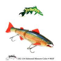 EG-154 Salmonid Minnow Color # 965F