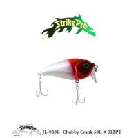 JL-038L Chubby Crank 58L # 022PT