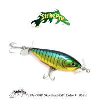 EG-008P Skip Shad 85P Color # 958E