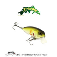 EG-127 fat Stumpy 40 Color # A55S