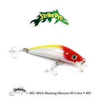 MG-002A Mustang Minnow 60 Color # 402
