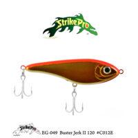 EG-049 Buster Jerk II 120 #C012E