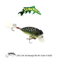 EG-134 fat Stumpy Fly 40 Color # A52S