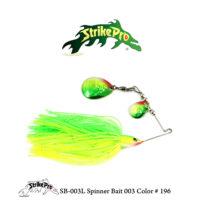 SB-003L Spinner Bait 003 Color # 196