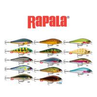 PLANTILLA DE COLORES RAPALA SUPER SHADOW RAP 16