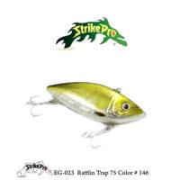 EG-023 Rattlin Trap 75 Color # 146