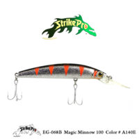 EG-068B Magic Minnow 100 Color # A140E