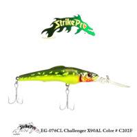 EG-076CL Challenger X90AL Color # C202F