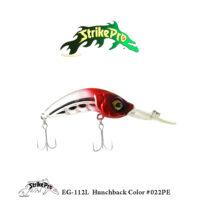 EG-112L Hunchback Color #022PE