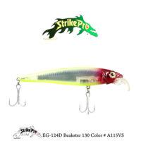 EG-124D Beakster 130 Color # A115VS