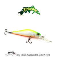 EG-125DL Archback 60L Color # 624T
