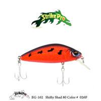 EG-162 Shifty Shad 80 Color # 026F