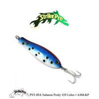 PST-03A Salmon Profy 115 Color # A104-KP.
