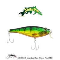 SH-003B Crankee Bass Color # A102G