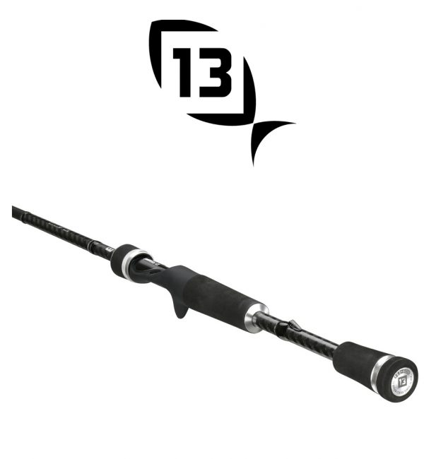 Caña 13 Fishing Fate Black Gen III 2