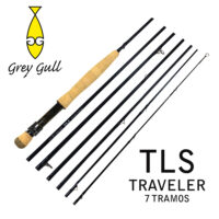 CAÑA GREY GULL TLS TRAVELER 3