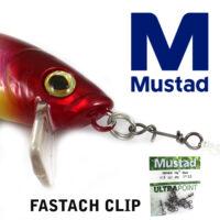 MUSTAD FASTACH CLIP