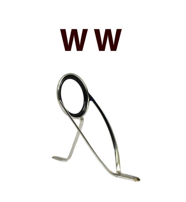 pasahilos oxido zirconio 3 patas inclinados KWLSG 6